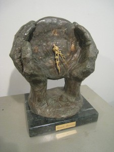 El-tiempo-bronce-Fermin-Hache