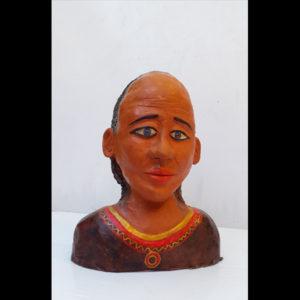 Egipcio Fermín Hache cerámica