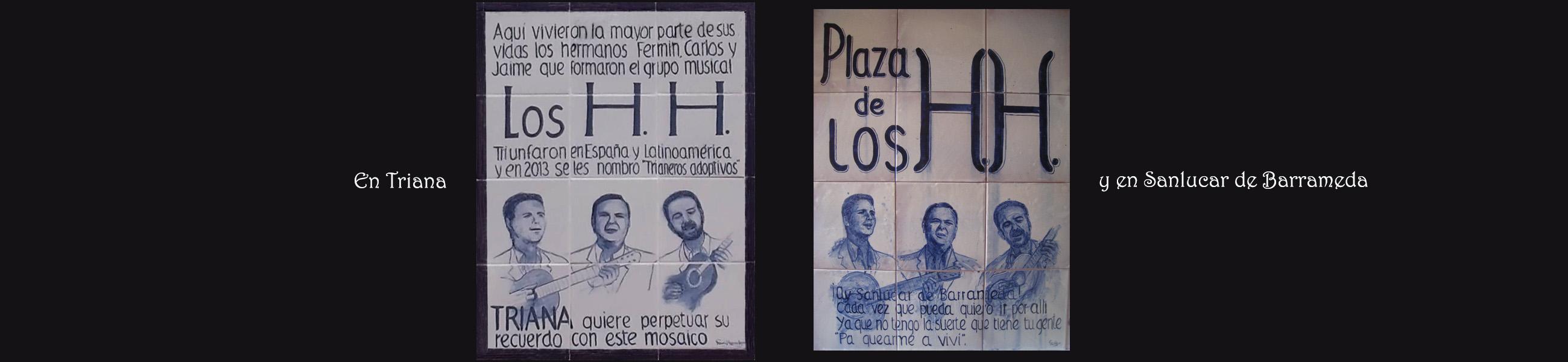 Fermín Hache - Azulejos Los HH